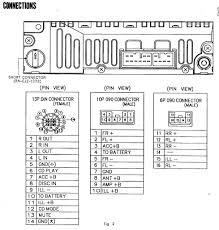 toyota car radio stereo audio wiring diagram autoradio connector