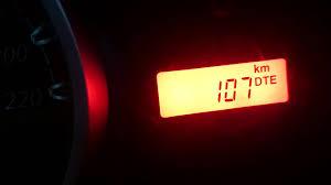 ford figo fuel gauge indicator anomaly youtube