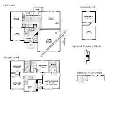 ryan homes house plans