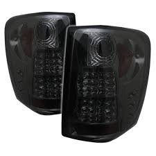 spyder jeep amazon com spyder jeep grand cherokee 99 04 led tail lights