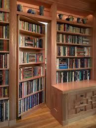 Secret Door Bookcase 20 Secret Room Ideas You Wanted Since Childhood Hongkiat