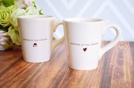wedding gift mugs parent wedding gift set of coffee mugs for and of the