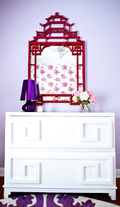 171 best pretty red dining room ideas images on pinterest red chinoserie chic bold color in a girls bedroom by natalie clayman in house of