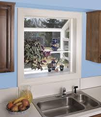 kitchen sink bay window ideas double gray polymer waste containers