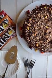 coffee nut chocolate cake living the gourmet
