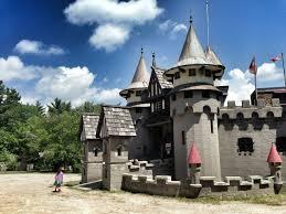visiting castle village u0026 the enchanted kingdom park in midland