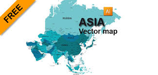 vector map of the world free asia vector map graphic flash sources