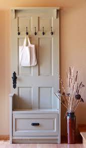 repurposed door crafts easy craft ideas