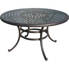 Argos Garden Furniture Darlee Elisabeth 42 X 21 Inch Cast Aluminum Patio Coffee Darlee