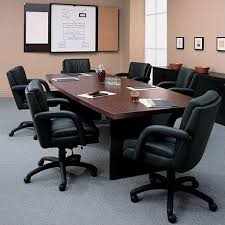 4 X 8 Conference Table Global 8 Boat Shape Laminate Meeting Area Table