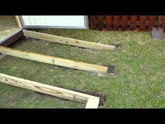 How To Build A Shed Ramp On Uneven Ground by Shed Ramp Design Remise Pinterest Ramp Design Storage And