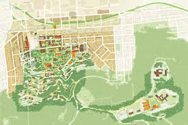 Dartmouth Campus Map Lehigh University Campus Master Plan Projects Beyer Blinder Belle