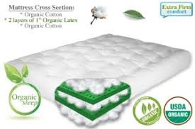are organic mattress better for your health