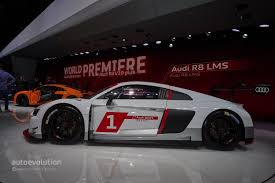 Audi R8 2016 - 2016 audi r8 lms races into gt3 with stiffer chassis and extra
