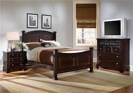 vaughan bassett hamilton franklin full panel storage bed wayside