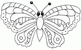 coloring butterfly pages printable images animal free image