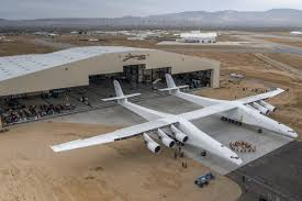 microsoft co founder built the world u0027s largest plane to launch