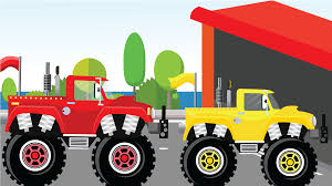 results page 14 monster jam transport colors monster truck for kids and children to learn