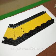 canap de sol 3 canal jaune veste de sol en caoutchouc câble protecteur en plein