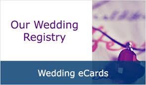 my registry wedding your registry with our ecards myregistry