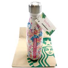 Swell Starbucks Lilly Pulitzer by Nwt Lilly Pulitzer Spot Ya Insulated Beverage Bucket Bottle Opener