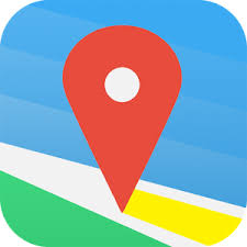 give me a map of my location my location maps navigation travel directions android apps