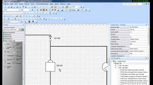 Visio Stencils For Home Design P U0026id Software Visual Plantengineer 2010 For Visio Youtube