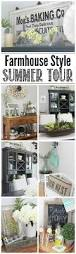 farmhouse style summer home tour clean and scentsible