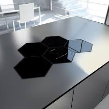plaque de cuisine des plaques de cuisson hexagonales inspiration cuisine