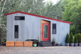 tiny house makes room for outdoor gear u2014and a baby curbed
