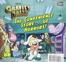 gravity falls gravity falls happy summerween the convenience store of