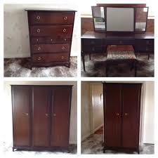 Stag Bedroom Furniture Set In Portobello Edinburgh Gumtree - Edinburgh bedroom furniture