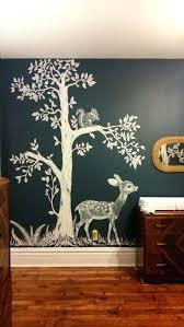 wall ideas tree mural for wall birch tree wall mural nursery