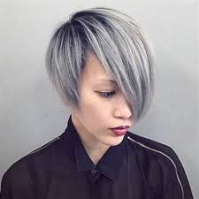 gray blending for dark hair gray two ways behindthechair com