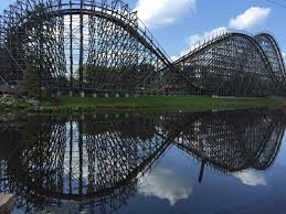 Nitro Six Flags Our Favourite Theme Park In The World Part 1 Teddy Rambles