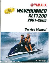 yamaha personal watercraft repair manuals online