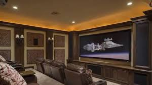 stunning home theater ideas movie room designs youtube