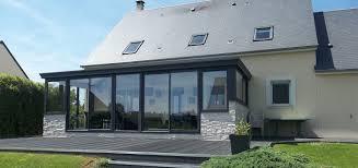 photos de verandas modernes fabricant de vérandas en normandie