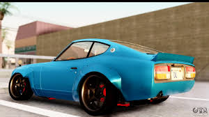 nissan fairlady 2016 interior nissan fairlady 240z rocket bunny for gta san andreas