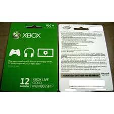 xbox 360 gift card xbox live 12 month gold membership xbox live gift cards gameflip