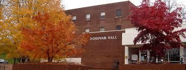 Donovan Student Desk Donovan Hall Residence Life Ung