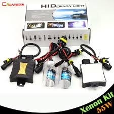 hid fog light ballast cawanerl 55w xenon hid kit bulb ballast 4300k car headlight fog