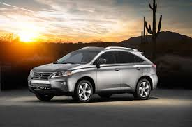 lexus crossover 2013 refined ride lexus rx350 shows why this luxury crossover is so