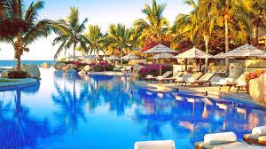 beach beautiful tropical resort pools popular new beaches pool