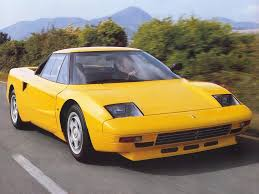 golden ferrari ferrari 408 integrale prototype 1987 u2013 old concept cars