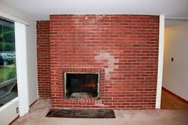 fireplace brick paint colors fireplace design and ideas