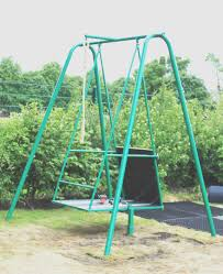 handicap swing handicap accessible playground children beautiful cleaswell hill