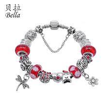 pandora butterfly bracelet charm images Pandora charm bracelet builder jpg