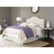 white beds u0026 headboards bedroom furniture the home depot