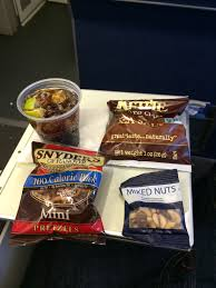 Snack Baskets Snack Baskets Will Be A Common Sight On American Airlines And Us